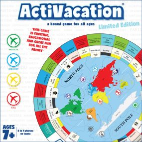 ActiVacation® Board Game – Limited Edition
